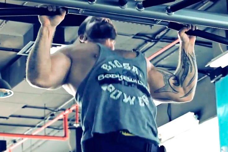 Подтягивания для спины https://mensby.com/sport/muscles/3704-for-pulling-back  Правильная техника выполнения подтягиваний с учетом набора мышечной массы от профессионалов. Как накачать мышцы спины на турнике?