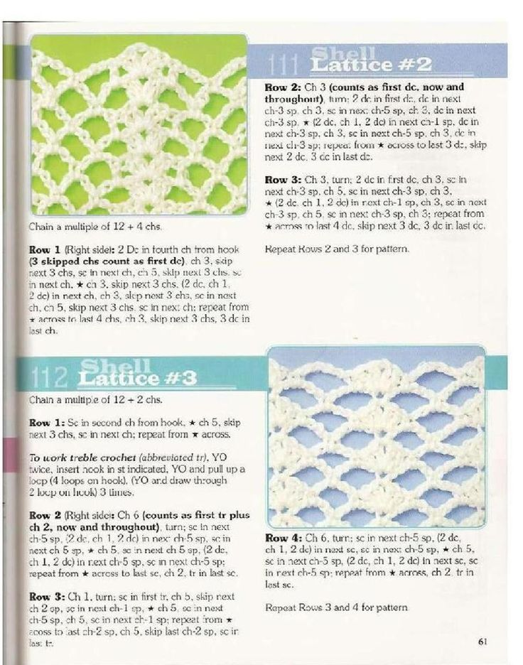 26 best Crochet: Stitch - Cross Stitch images on Pinterest ...