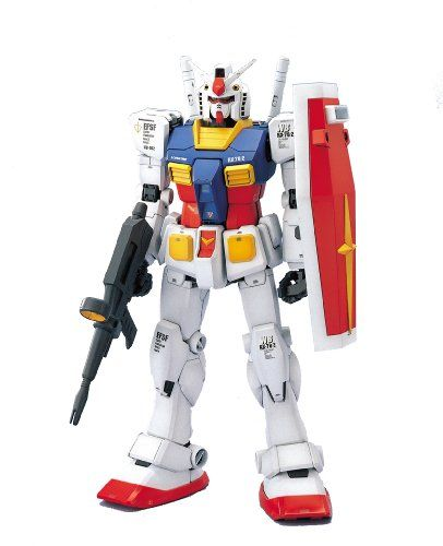 Bandai Hobby RX782 Gundam Mobile Suit Gundam Perfect Grade Action Figure Scale 160 * Learn more by visiting the image link.