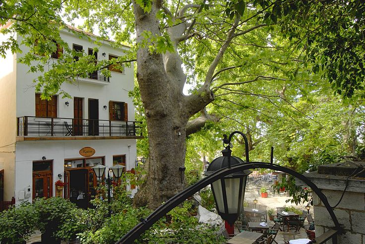 Small Hotels - Guest Houses in Magnesia (Pelion)