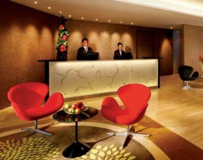 Wangtz Hotal   Reception