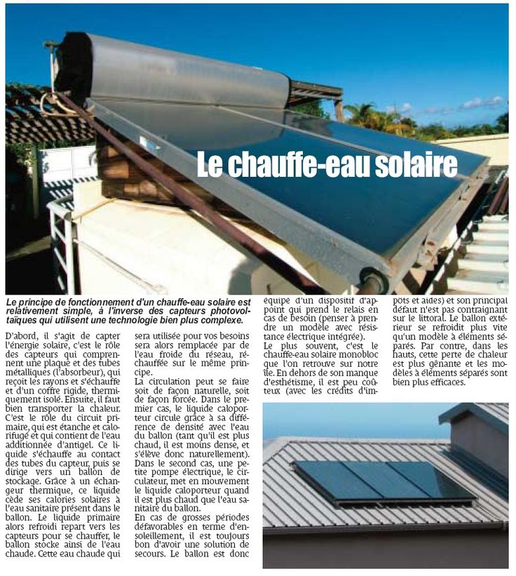 1000 id es sur le th me chauffe eau solaire sur pinterest for Chauffe eau piscine solaire
