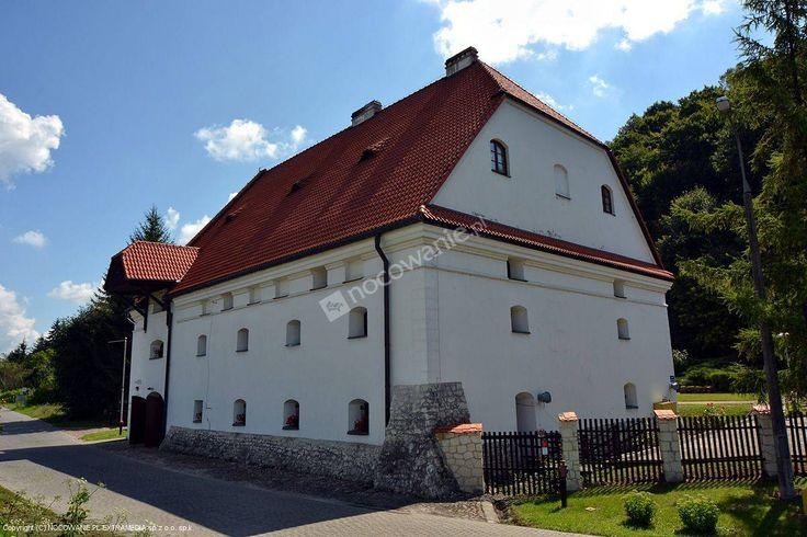 Spichlerz pod Żurawiem mieści się w budowli z XVII wieku w Kazimierzu Dolnym. Więcej informacji na: http://podzurawiem.nocowanie.pl/ #accommodation