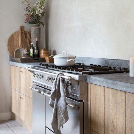 modern landelijke keuken tinello