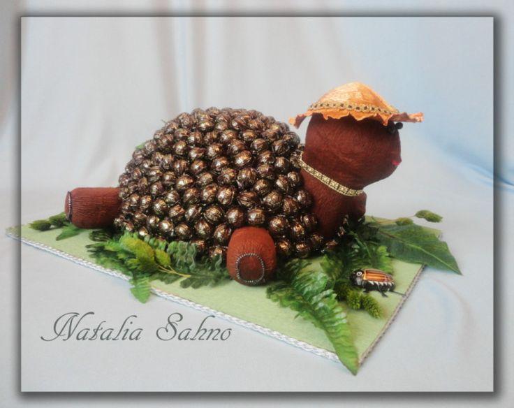 (1) Gallery.ru / Фото #16 - Букеты и композиции из конфет №2 - Natka-S
