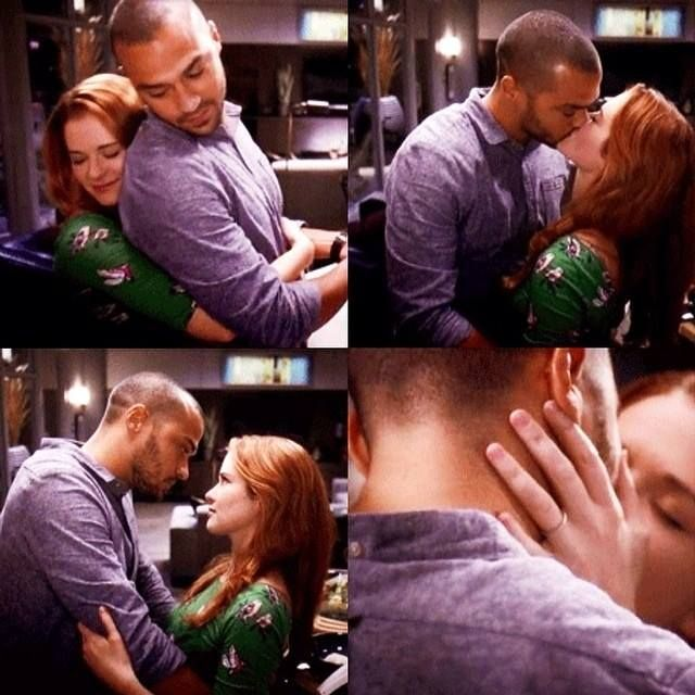 jackson and april on grey's anatomy