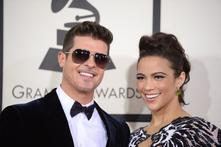 Robin Thicke and Paula Patton Are Separating, Says Paula Patton