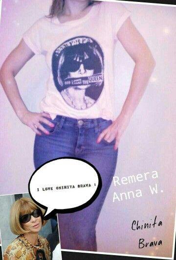 Remera Anna