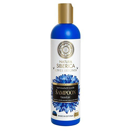 Natura Siberica Love Estonia Hair Shampoo For Sensitive Scalp 400Ml *** Check this useful article by going to the link at the image. #DailyShampoo