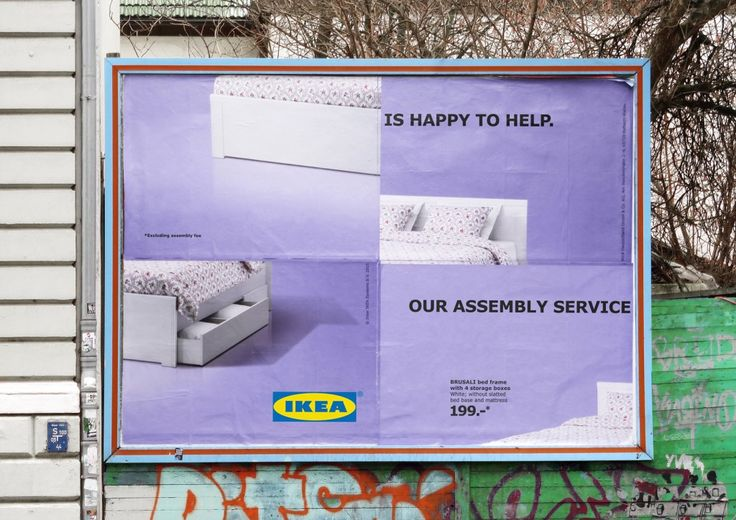 IKEA Assembly Fail Campaign   http://www.gutewerbung.net/ikea-assembly-fail-campaign/ #Advertising