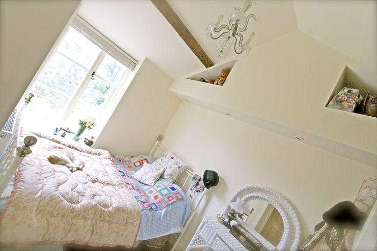 Sian Astley Moregeous Design Rose Cottage Dulux Trade Gardenia