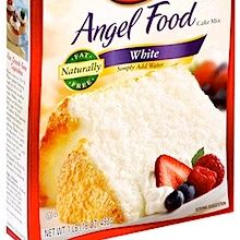 Angel food cake mix recipes for diabetics cake recipes online angel food cake mix recipes for diabetics forumfinder Images