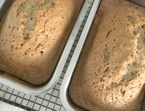 Don't you love baking zucchini bread? In the summer it seems we all have a lot of zucchini plants growing in the garden. You will love this recipe!