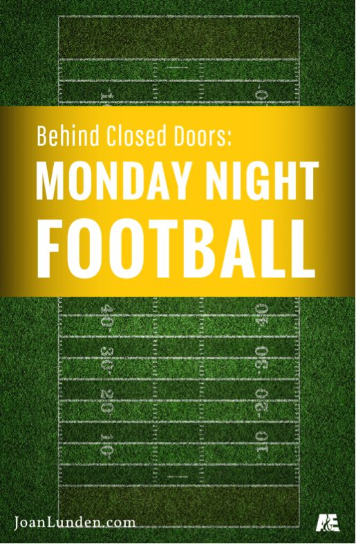 For my series, Behind Closed Doors, I took a deeper look at ABC's award-winning show, Monday Night Football! I experienced what it was like to direct a live football game, and had access to pre-game coaches meetings. Let's see what happens when the Washington Redskins take the San Francisco 49'ers!