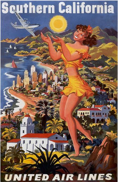 Southern Californa * United Air Lines