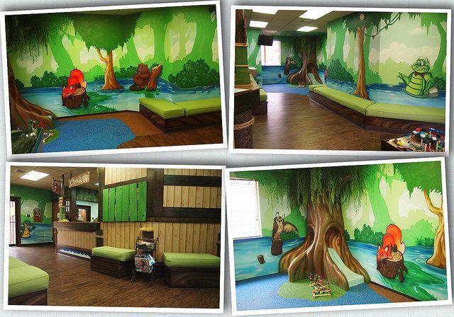 Pediatric Dentist Office Design Magnificent Decorating Inspiration