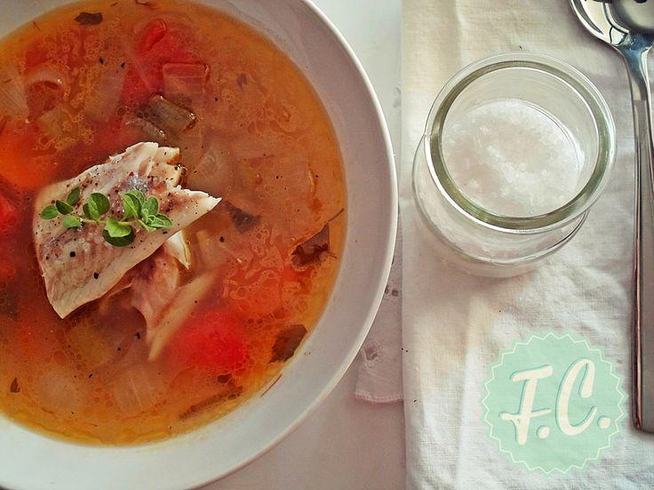 Η Τέλεια Ψαρόσουπα! | Funky Cook