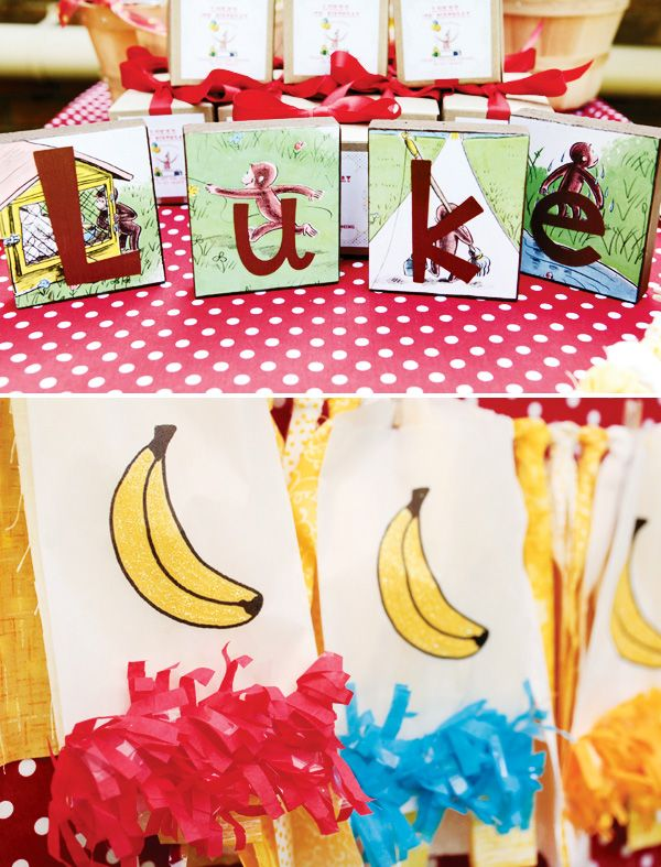 194 best curious george themed party images on pinterest for Curious george bedroom ideas