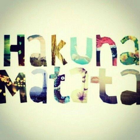 HAKUNA MATATA ♡