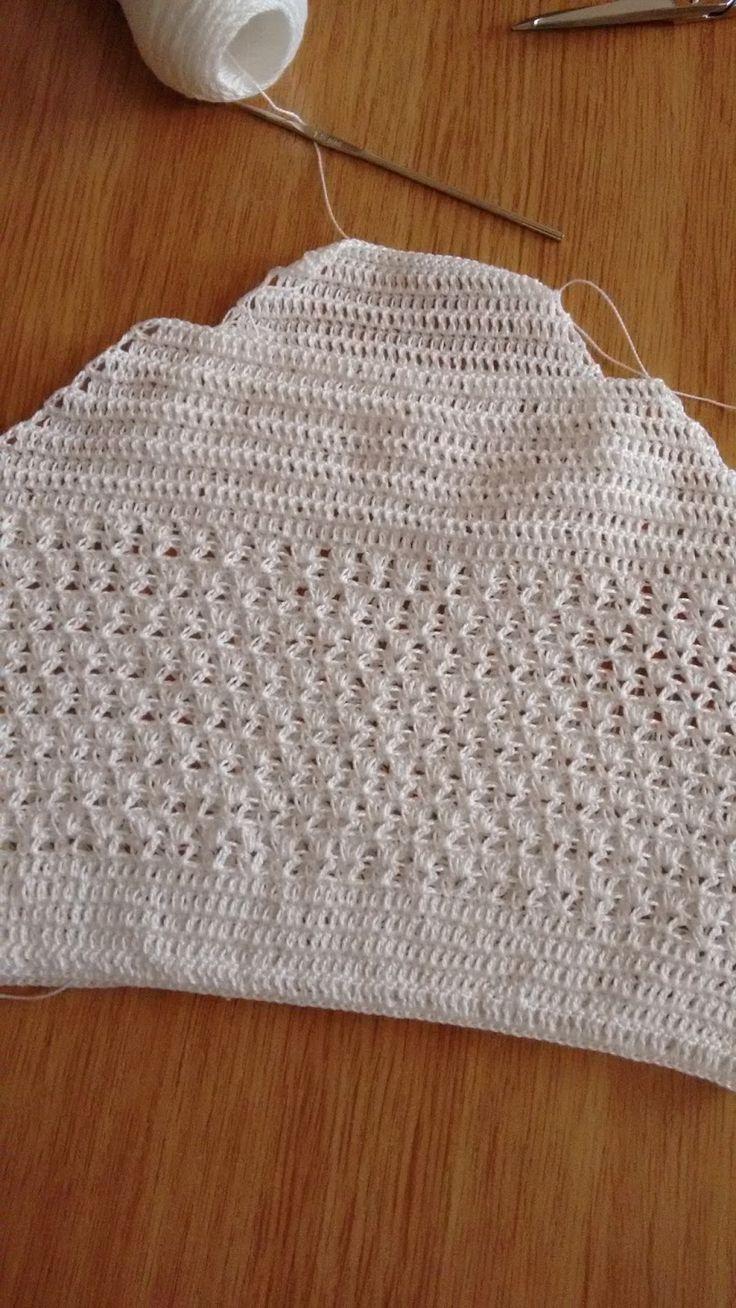 47 best braguitas de crochet images on Pinterest | Babies clothes ...