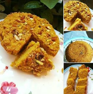 Mercury Information Management Platform: Eggless Wholemeal Flour Cake Recipes