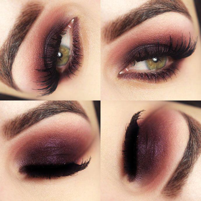 Tutorial – Maquiagem Marsala de Katy Perry