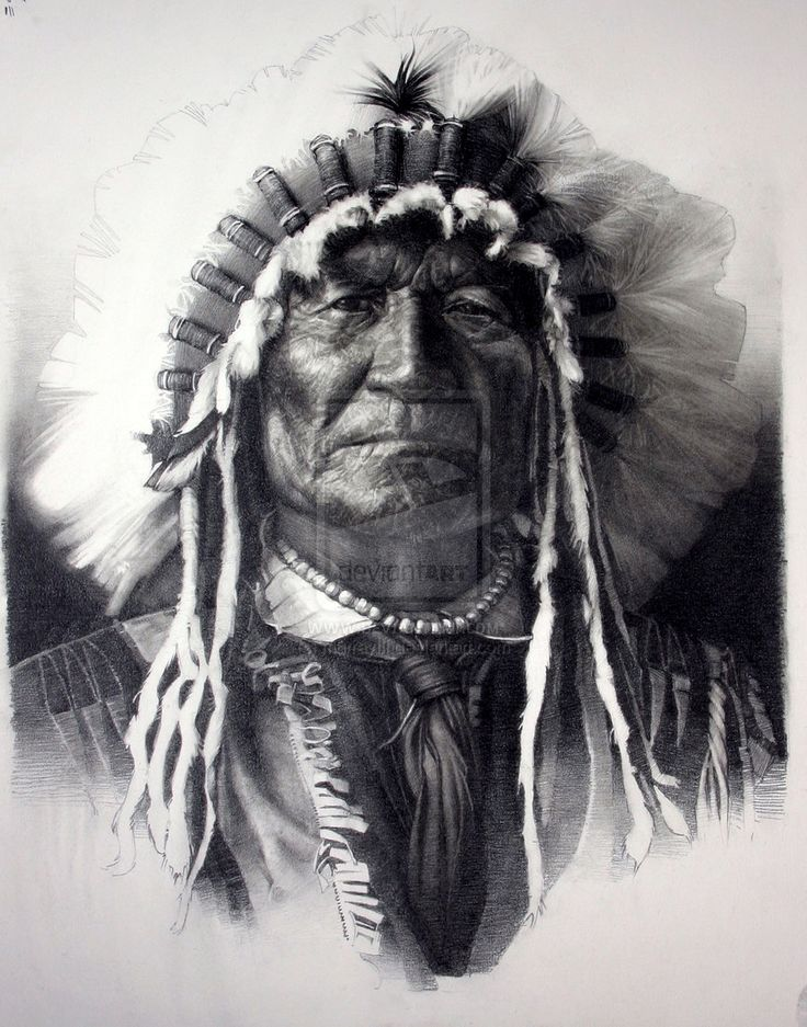 Getting A Native American Indian Tattoo The Trouble With - 736×937