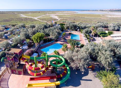 Camping Grande Cosse, Languedoc Roussillon