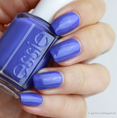 My List Of ....: [ Blue Friday ] Essie All Access Pass