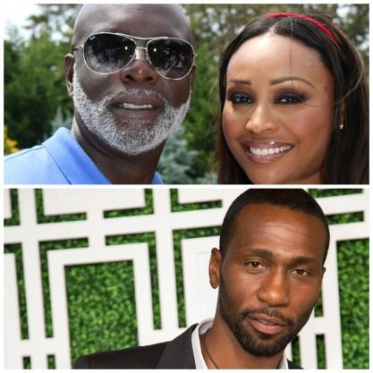 Cynthia Bailey and her ex, Leon Robinson, comment on Peter Thomas cheating rumors.