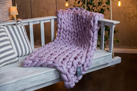 Hey, I found this really awesome Etsy listing at https://www.etsy.com/uk/listing/551475201/chunky-purple-throw-blankets-purple