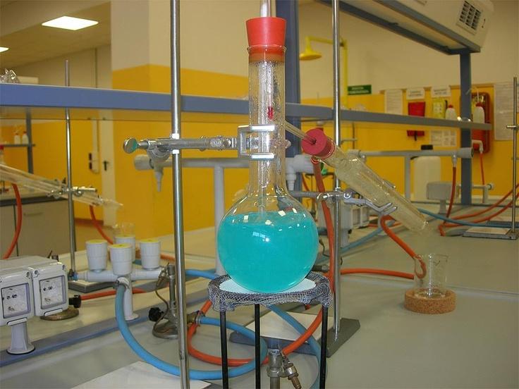 Incontro 28 gennaio: laboratorio di chimica