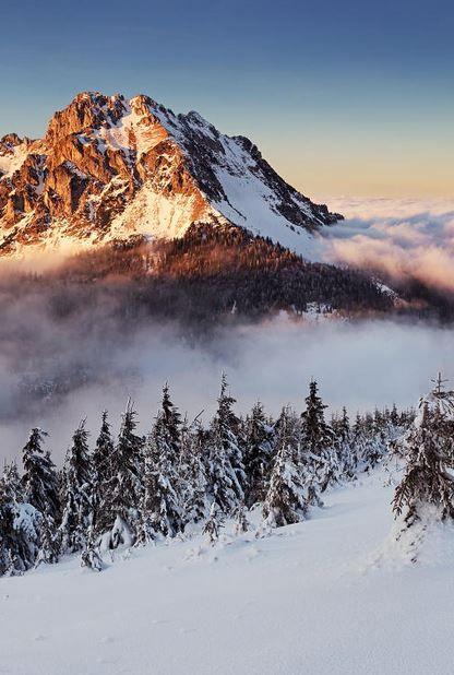 Rozsutec peak by Tomas Sereda #Slovakia