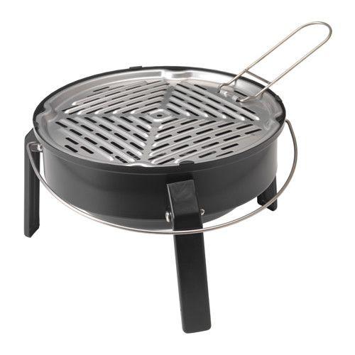 KORPÖN Barbecue charbon portable  - IKEA