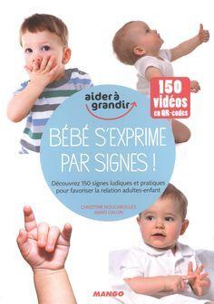Les bébés s'expriment par signes !