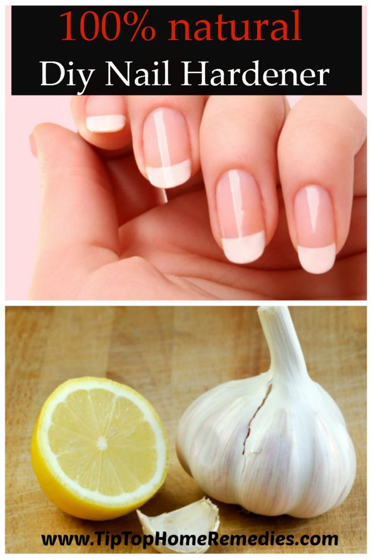 Diy Nail Hardener 100% natural - Will Save You Big Money and Gives You Strong and Healthy Nails - Tiptop Home Remedies