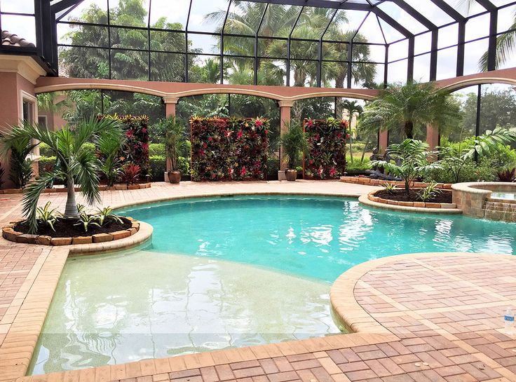 18 best low maintenance landscaping images on pinterest for Garden pool care