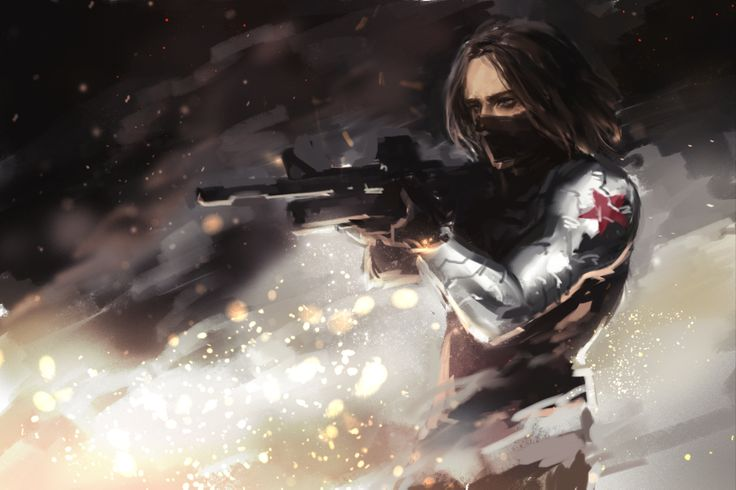 ☆ - Sketchesanddoodlesfrom Captain America: The...