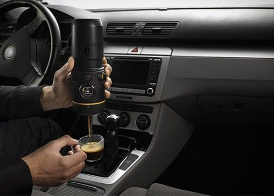 Need one of these in my car.  You too - go to http://pursuitist.com/tech/handpresso-auto-the-espresso-machine-for-the-car/