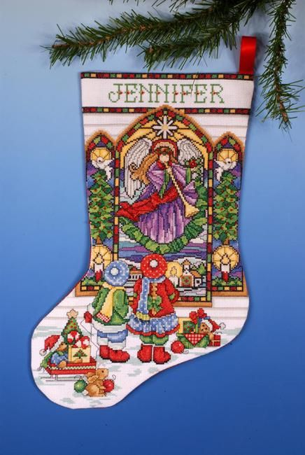 Christmas Stockings Cross Stitch Patterns Amp Kits Page 2