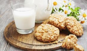 Rychlé ovesné sušenky