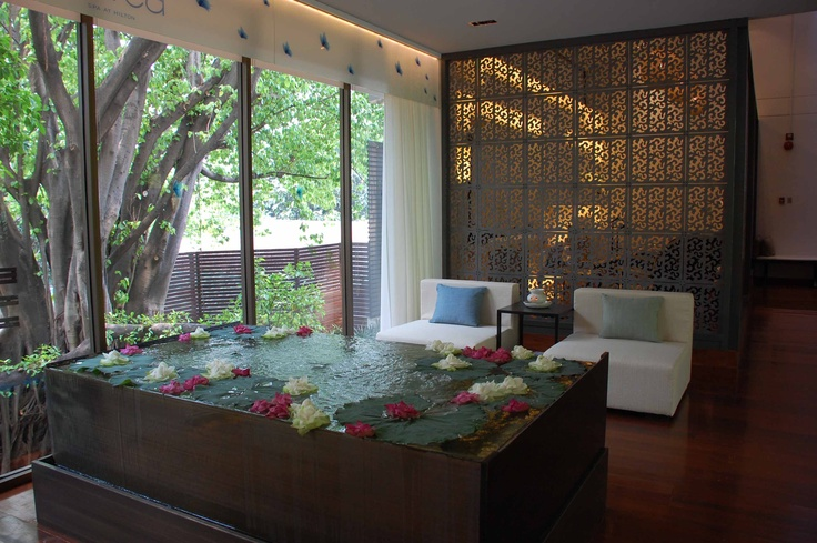 Need to unwind? Relax with us at Millennium Hilton Bangkok in eforea: spa at Hilton.