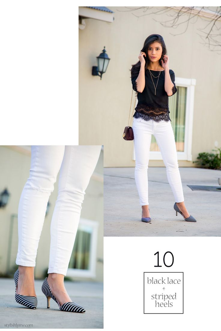 Best 25 White Jeans Outfit Ideas On Pinterest  White -9992