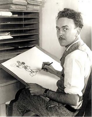5 Reasons Why Mickey Mouse Co-Creator Ub Iwerks Was Awesome | Cartoon Brew