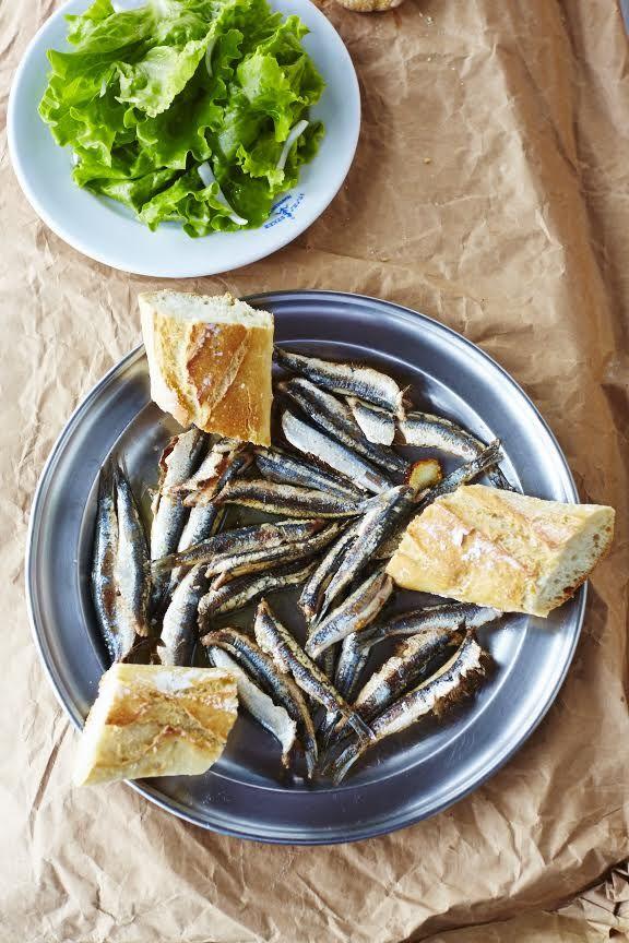 The making of Fish Tales, het kookboek - deel 7
