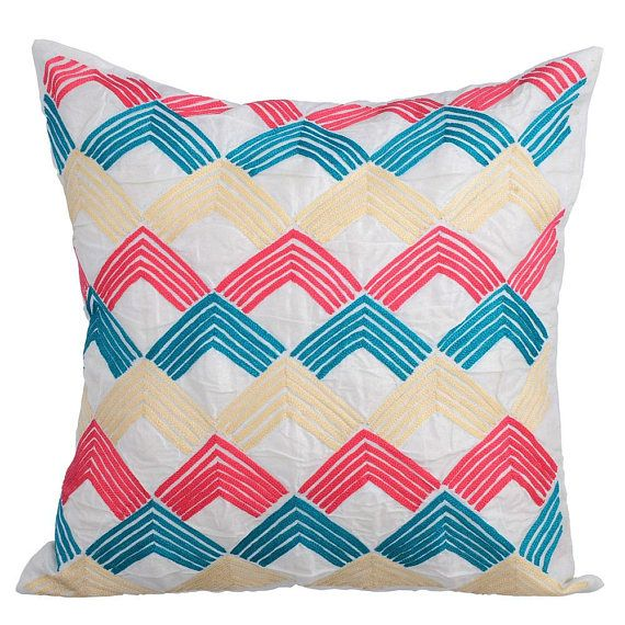 Decorative Throw Pillow Cover Accent Pillow Couch Pillow 16x16