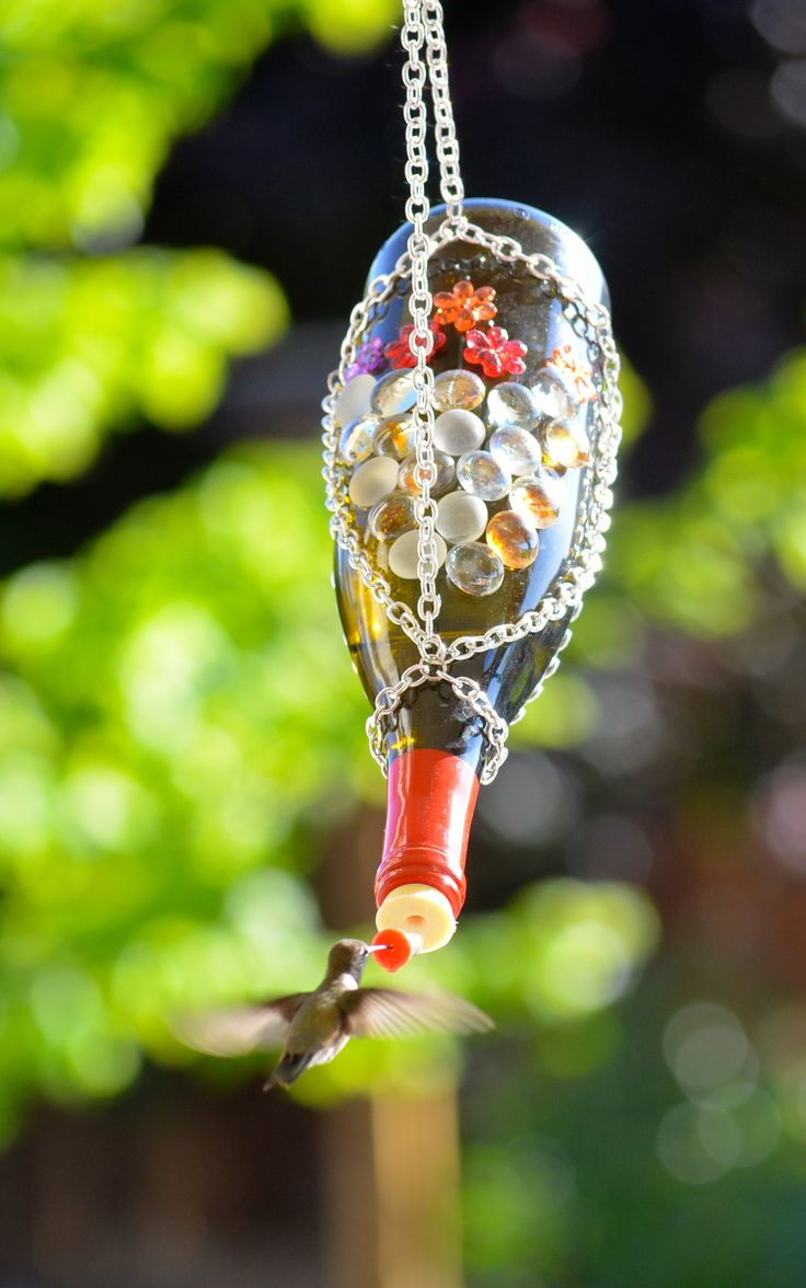 10 Best Images About Hummingbird Feeders On Pinterest