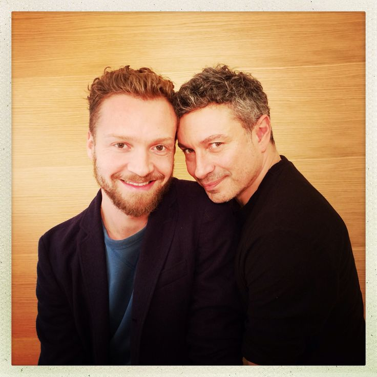 Dearest ! Frederic Birault and Christophe Danchaud