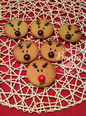 Biscotti di Natale. #ricetta di @wondercle