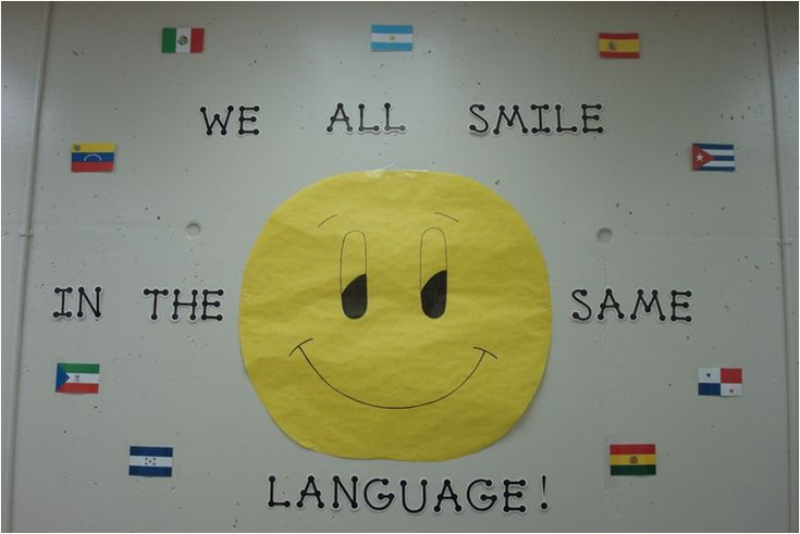 Foreign Language Classroom Decoration Ideas ~ Best ideas about spanish bulletin boards on pinterest